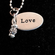 Warrior-Fitness-Love-Necklace-Charm