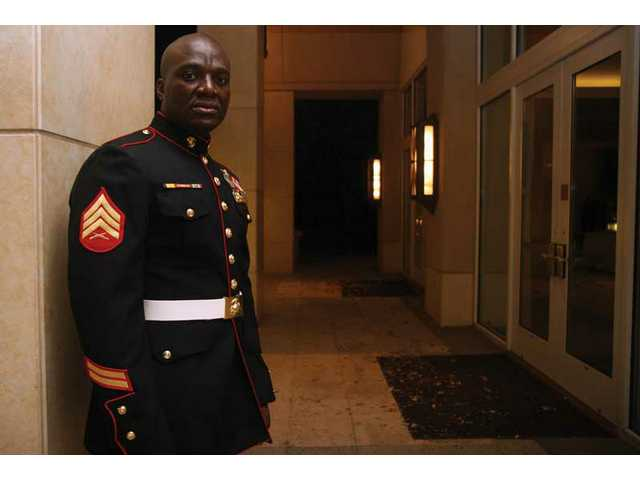 From child soldier to Marine – Saugus resident escaped war and found new hope in America