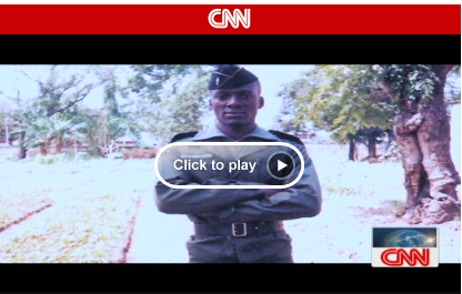Tchicaya Missamou: Child soldier to fitness warrior
